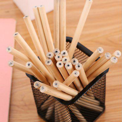 HB Wooden Graphite Lead Core Pencil for Writing 20pcs