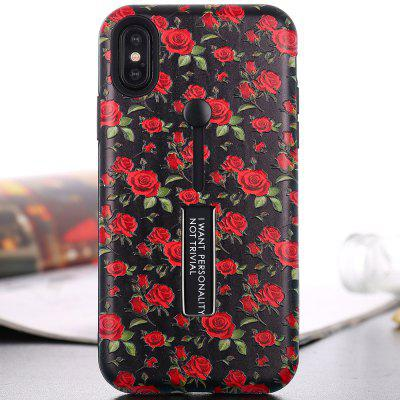 Ultrathin TPU + PC Painting Phone Case for  iPhone XR