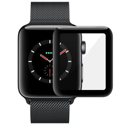Protetor de tela de vidro temperado HD Wearproof para Apple Watch 42mm