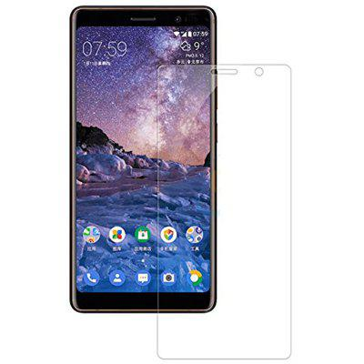 Naxtop Tempered Glass Screen Protector for Nokia 7 Plus
