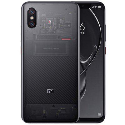 Xiaomi Mi 8 4G Phablet Explorer Edition - DARK GRAY