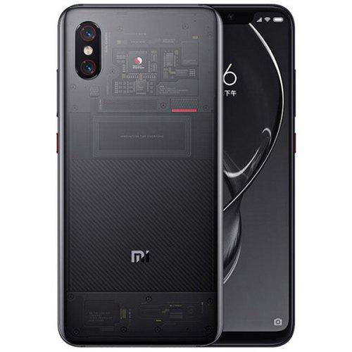 Xiaomi Mi 8 4G Phablet Transparent Adventure Edition