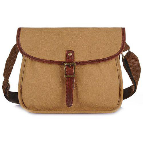 GFAVOR 2112 Fashionable Canvas Crossbody Bag for Men -  37.02 Free ... 0a74d029c9