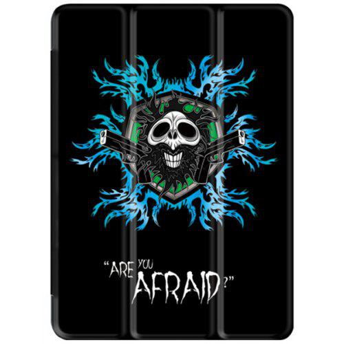 Painted Leather Tablet Cover for Kindle Fire HD 7