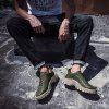 Fashionable Sneakers for Men - ARMY GREEN