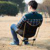 NatureHike Outdoor Lightweight Portable Folding Chair - GOLD