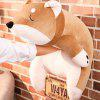 Cute Pet Plush Doll Toy Cartoon Pillow for Kids or Girlfriends - CAMEL BROWN