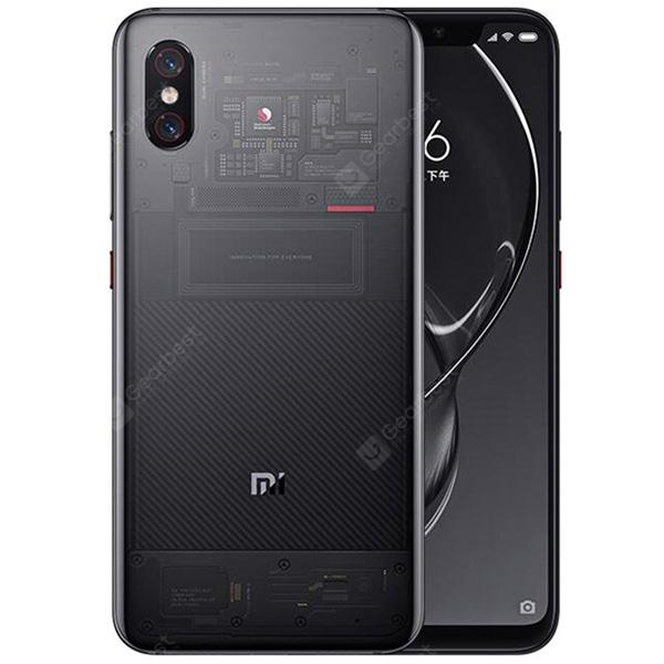 Xiaomi Mi8 Explorer Edition 8/128GB Black