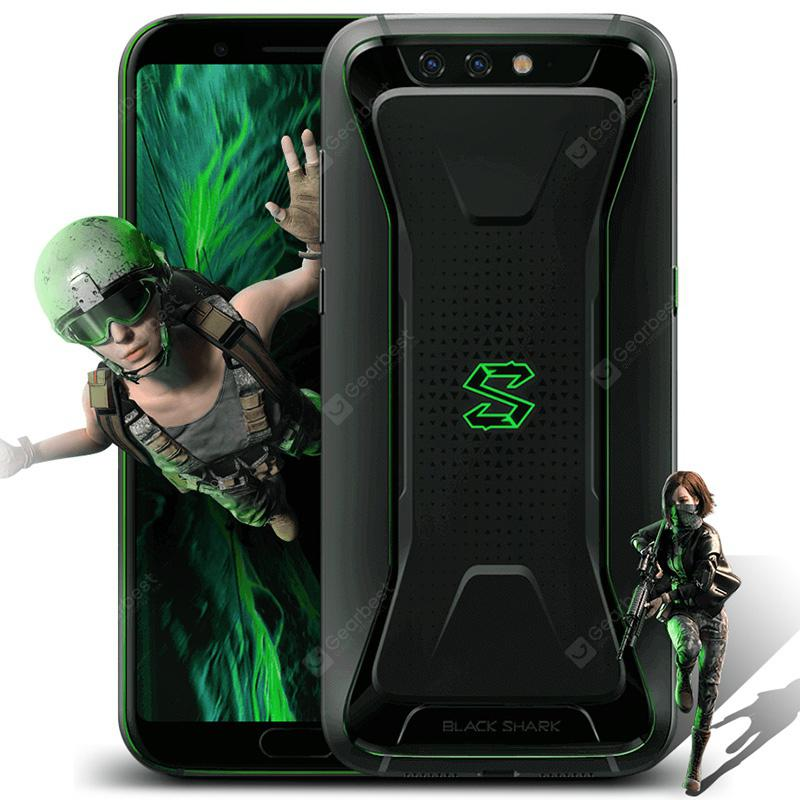 Smartphone Black Shark 4G Version Globale - NOIR 8+128G