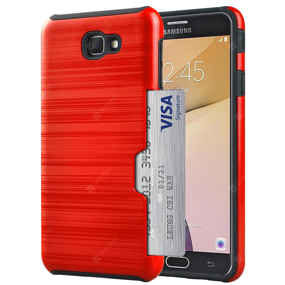 Angibabe Hx 140 Ultra Thin Phone Case For Samsung Galaxy J5 Prime Softcase Droff Matte Black 233 Free Shipping
