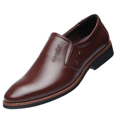 Men's Business Leather Shoes for Winter