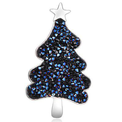 Christmas Tree Design Beautiful Brooch for Women