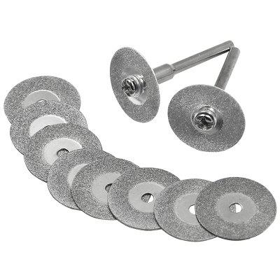 Electric Grinder Diamond Grinding Disc 22mm 12PCS
