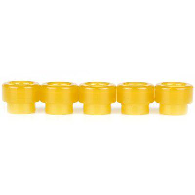 Vapjoy CS1614P5 810 Replacement Drip Tip for 528 Goon / Kennedy / Reload RDA 5pcs