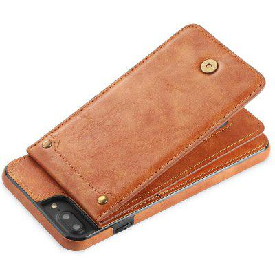 Multi-function Leather Phone Case for iPhone 8 Plus