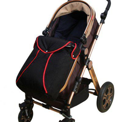 Universal Footmuff Warm Waterproof Baby Stroller Cover for Autumn and Winter