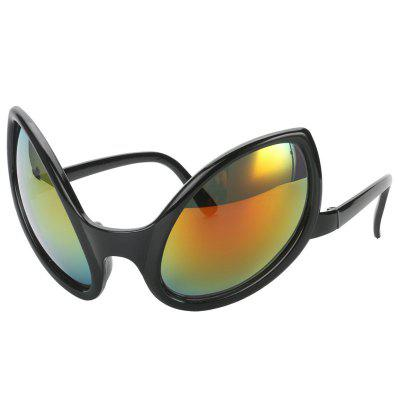 Men's Cool Funny Glasses Toy Creative Sunglasses for Party