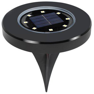 Outdoor Waterproof Solar Lawn Light for Garden Courtyard