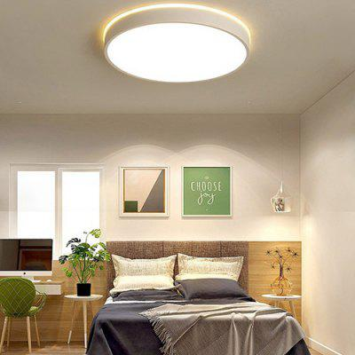Simple Round LED Ceiling Light for Home