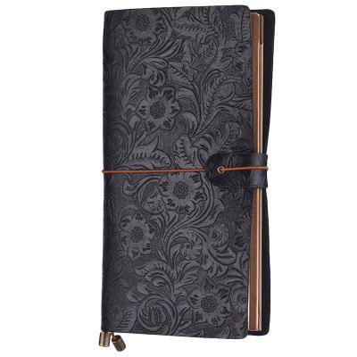 Leather Retro Travel Creative Diary Notebook