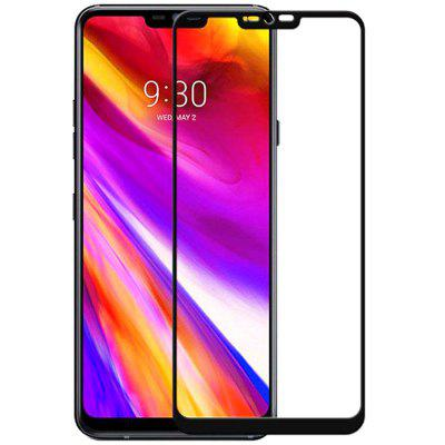 Naxtop Full Tempered Glass Screen Protector for LG G7 ThinQ 2pcs