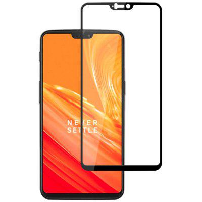Naxtop Full Tempered Glass Screen Protector for OnePlus 6 2pcs