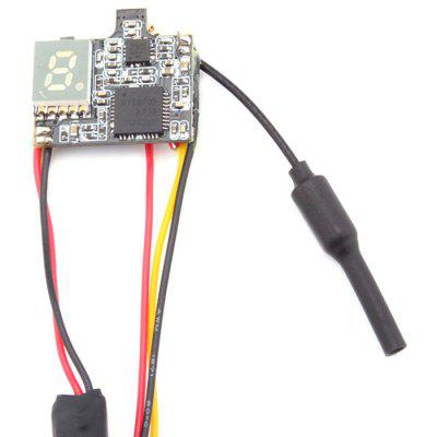 VTX03 Super Mini 5.8G 72CH 0 / 25mW / 50mW / 200mW Switchable FPV Transmitter