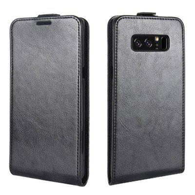 Fashionable TPU + PU Phone Case for Samsung Galaxy Note 8