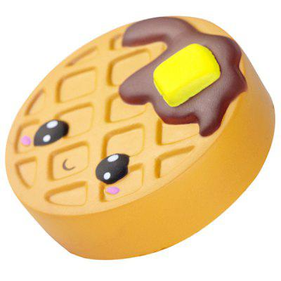 Squishy PU Simulation Chocolate Squeezing Toy