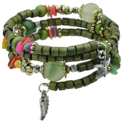 Bohemian Beads Fashion Bracelet for Girl Women