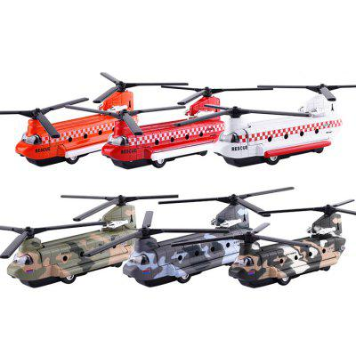 Double-rotor Helicopter Model Toy