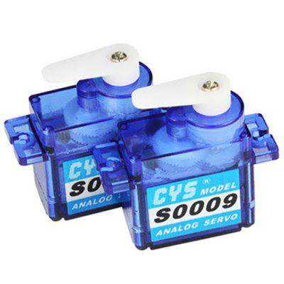 CYS S0009 Tiny Analog Steering Servo for RC Car Buggy Truck / Boat / Airplane Helicopter