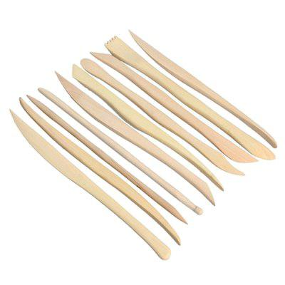 Clay Sculpture Tool for Etching Object 10PCS