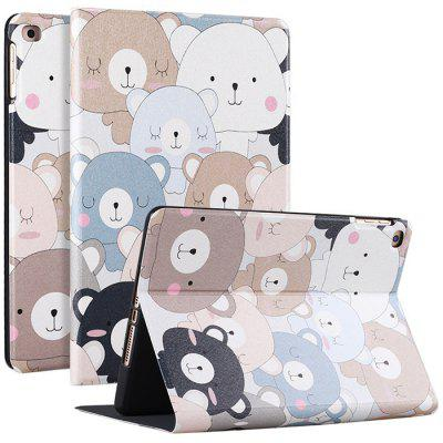 Painted Cartoon Silicone Soft Shell for iPad Mini 3