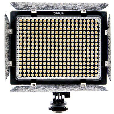 YONGNUO YN300 III LED Camera Video Light with Double Color Temperatures and Adjustable Brightness
