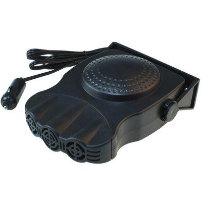 12V Car Auto Vehicle Portable Heating Cooling Fan Defroster