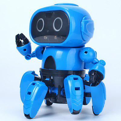 963 DIY Assemble Robot Model Puzzle Toy