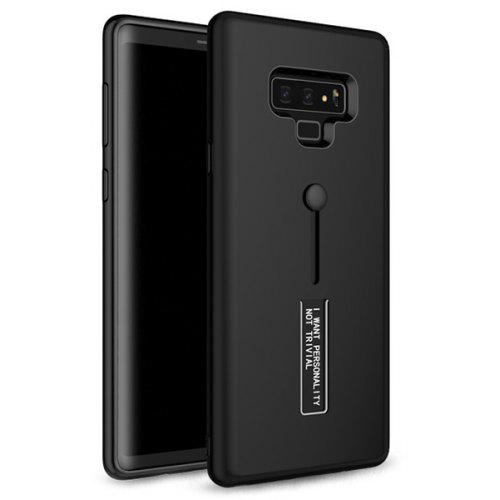 buy online c4a57 f09df TPU Protective Phone Case Cover with Finger Ring for Samsung Galaxy Note 9
