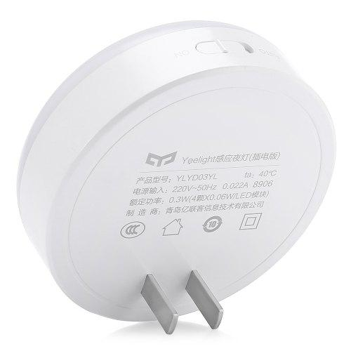 Yeelight YLYD03YL Induction Night Light for Home