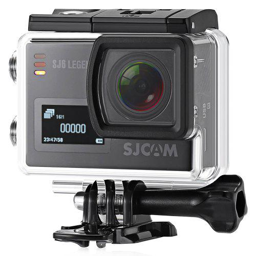 IMPERMEABILE TOUCH SCREEN Backdoor Back Case Cover per GoPro Hero 4 Macchina fotografica d/'argento