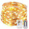 LED Balloons String Lights for Christmas Birthday Wedding Party - WARM WHITE
