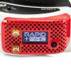FATSHARK Immersion RC Rapid FIRE Analog PLUS Goggle Receiver Module - RED