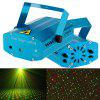 Spraakbesturing LED Stage Light voor Festivaldecoratie - DEEP SKY BLUE
