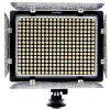 YONGNUO YN300 III LED Camera Video Light with Double Color Temperatures and Adjustable Brightness - BLACK