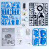 963 DIY Assemble Robot Model Puzzle Toy - BLEU DODGER