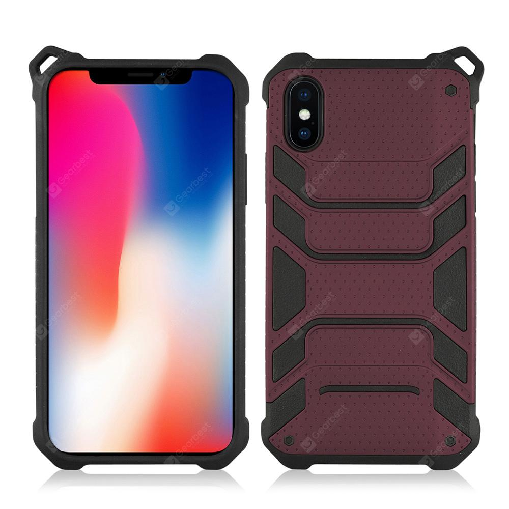 6.5 Inch Two in One Phone Protective Case for iPhone XS Max