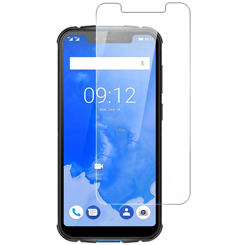 Naxtop Tempered Glass Screen Protector for Ulefone Armor 5