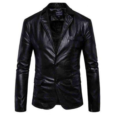Men 's Trendy Cool Slim Fit Jacket