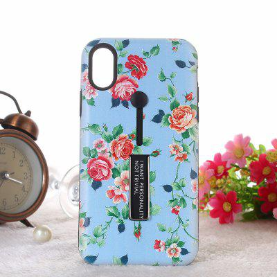 TPU + PC Painted Fashion Phone Case for iPhone XR
