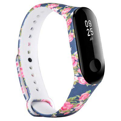 Painted Pattern Replacement Watchband